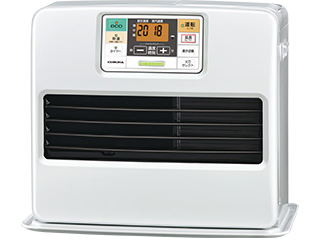 メーカー3年保証 CORONA/コロナ FH-ST4619BY(W) 石油ファンヒーター「STシリーズ」 パールホワイト PSC対応品