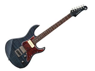 YAMAHA/ヤマハ PACIFICA611HFM TBL(トランスルーセントブラック) エレキギター 【Pacificaシリーズ】 【ソフトケースサービス!】 【Pacificaシリーズ】