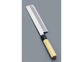 国産品 JIKKO 實光 堺實光 匠練銀三 安心と信頼 19.5cm 37513 薄刃 片刃
