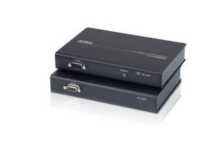 ATEN USB DVIシングルディスプレイ HDBaseT 2.0 KVMエクステンダー CE620