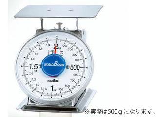 TAKAMORI/高森コーキ サビないステンレス上皿秤/SA-500S 500g