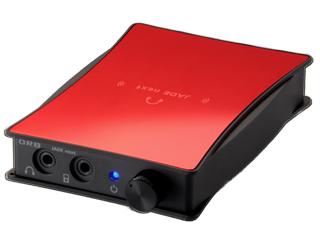 ORB/オーブ ADE next Ruby Red(ルビーレッド) ポータブルヘッドフォンアンプ