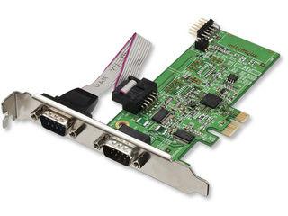 ラトックシステム REX-PE60D RS-232C・デジタルI/O PCI Expressボード