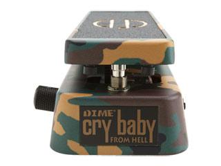 Jim Dunlop/ジム ダンロップ DB01 : Dimebag Signature Wah エフェクター 【ワウペダル】【シグネチャーモデル】