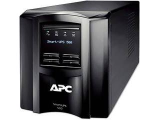 シュナイダーエレクトリック(APC) UPS(無停電電源装置) Smart-UPS 500 LCD 100V 7年保証モデル SMT500J7W 単品購入のみ可(取引先倉庫からの出荷のため) クレジットカード決済 代金引換決済のみ