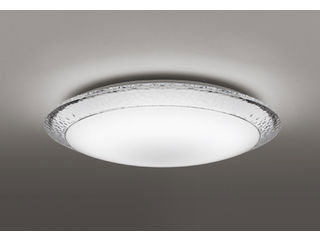 ODELIC/オーデリック OL291353BC LEDシーリングライト アクリル透明【~8畳】【Bluetooth 調光・調色】※リモコン別売