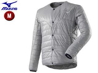 mizuno/ミズノ ■A2ME8558-05 サーモブリッドインサレーションジャケット 【M】 (アロイグレー)