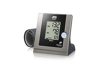 A&D/エー・アンド・デイ UA-851PBT-C-B Bluetooth内蔵 パーソナル血圧計 (黒)