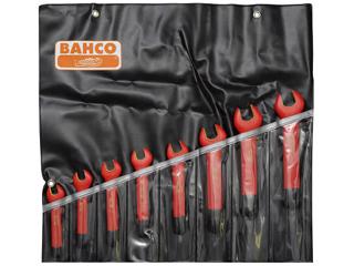 BAHCO/バーコ 1000V絶縁片口スパナセット 6MV/8T