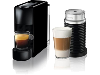 【nightsale】 Nespresso/ネスプレッソ C30BKA3B ネスプレッソ エッセンサミニバンドルセット【ピアノブラック】