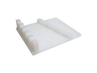 アルファ PE ニュー5本用 水平式 包丁置き台