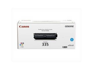 CANON/キヤノン トナーカートリッジ335C シアン 8672B001