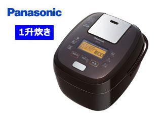 Panasonic/パナソニック SR-PA188-T 可変圧力IHジャー炊飯器 【1升炊き】(ブラウン)