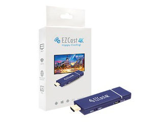 Winner Wave 4K×2K WiFiディスプレイドングル EZCast/イージーキャスト 4K
