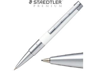STAEDTLER PREMIUM/ステッドラープレミアム シャープペンシル/ツイスト式■レシーナ【0.7mm/ホワイト】■(9PB41007J)