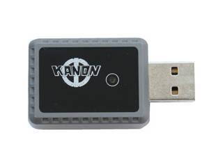 NAKAMURA/中村製作所 KANON コンパクトワイヤレスデータ送信デジタルノギス用受信機 USB-K1