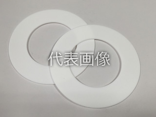 Matex/ジャパンマテックス PTFEフッ素樹脂ガスケット 1.0t-RF-5K-550A(1枚)