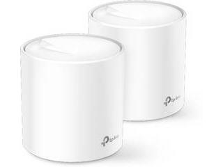 <title>2個パック 高速の新規格Wi-Fi 6に対応 両バンド合計1800Mbps 1201+574Mbps 新しい暗号化規格WPA3 TP-Link ティーピーリンク 新世代 Wi-Fi (人気激安) 6 AX1800 メッシュ システム Deco X20 2P</title>
