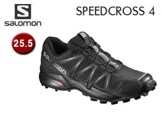 SALOMON/サロモン L38313000 SPEEDCROSS 4 ランニングシューズ メンズ 【25.5】