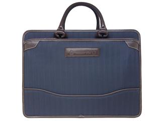 PID/ピー・アイ・ディー PAN103 NOVE/ノーヴェ メンズ 3層タイプ軽量ビジネスバッグ(キャリーオン仕様) (ネイビー)