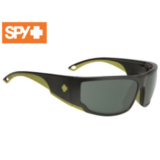 【nightsale】 SPY/スパイ 673468713864 TACKLE [フレーム:MATTE BLACK OLIVE] (レンズ:Happy Gray Green Polar)