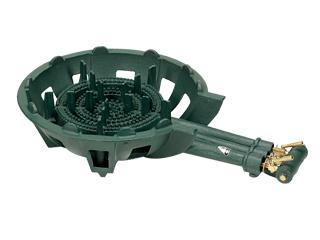 鋳物コンロ TS-330 セット LPガス