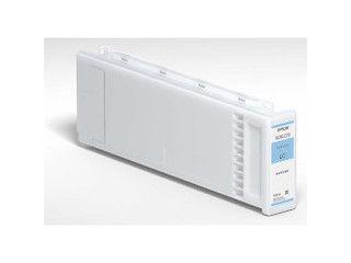 EPSON/エプソン SureColor用 インクカートリッジ/700ml(ライトシアン) SC8LC70