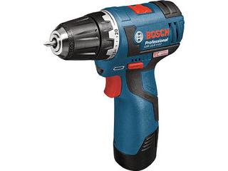BOSCH/ボッシュ バッテリードライバードリル 10.8V GSR10.8V-EC