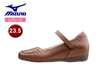 mizuno/ミズノ B1GH1567-58 レディースウォーキングシューズ SELECT505 【23.5】 (ダークブラウン)