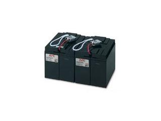 シュナイダーエレクトリック(APC) SU2200/SU3000J/SU3000RMJ交換用バッテリキット RBC11J ※初期不良、修理問合わせは直接メーカーまでお願い致します(電話番号:0570-056-800)