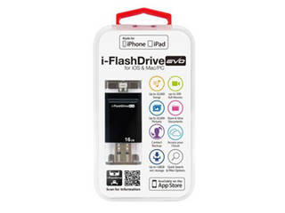 Photofast Photofast i-FlashDrive EVO for iOS&Mac/PC Apple社認定 LightningUSBメモリー 16GB IFDEVO16GB