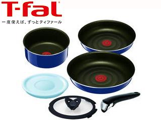 T-fal/ティファール インジニオ・ネオ グランブルー・プレミア セット 6 L61490