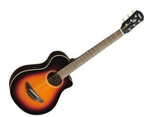 YAMAHA/ヤマハ APXT2【オールドバイオリンサンバースト(OVS)】 エレアコギター 【APXトラベラー】【APX/CPXシリーズ】 【専用ソフトケース付属】
