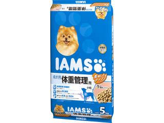 MARS/マースジャパンリミテッド アイムス 成犬用 体重管理用 ラム&ライス 小粒 5kg