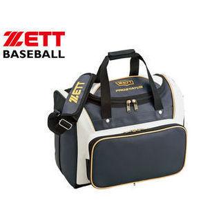 ZETT/ゼット BAP517-3011 プロステイタス セカンドバッグ (ダークネイビー×ホワイト)