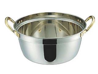 AG クラッド 段付鍋 39cm(13.0L)