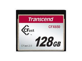 トランセンド・ジャパン 128GB CFast2.0 SATA3 SLC Mode TS128GCFX650 納期にお時間がかかる場合があります