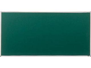 TRUSCO/トラスコ中山 【代引不可】スチール製ボード 無地 チョーク書き用 粉受付 900X1800 GH-101
