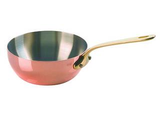 純銅製ディープフライパン16cm