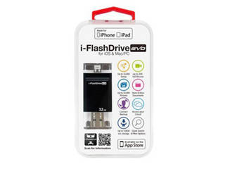 Photofast Photofast i-FlashDrive EVO for iOS&Mac/PC Apple社認定 LightningUSBメモリー 32GB IFDEVO32GB