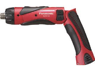 Panasonic 3.6V ケース付/パナソニック 充電スティックドリルドライバー 3.6V レッド ケース付 EZ7410LA2SR1 EZ7410LA2SR1, はきものや:a6ab4149 --- jphupkens.be