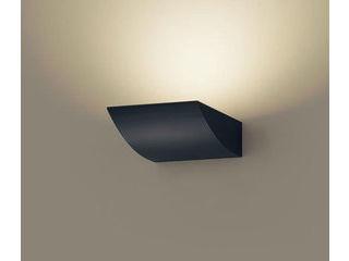 Panasonic/パナソニック LGB81632BLU1 LEDブラケット オフブラックレザーサテン 【シンクロ調色】【調光可能】【壁直付型】