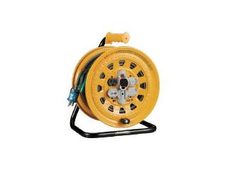 HATAYA/ハタヤリミテッド 温度センサー付コードリール 単相100V 30m ブレーカー付 BG-30S