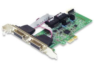 ラトックシステム RS-422A/485・デジタルI/O PCI Expressボード