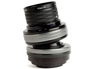 【納期にお時間がかかります】 KENKO/ケンコー コンポーザープロII エッジ50 マイクロフォーサーズマウント【LENSBABY/レンズベビー】