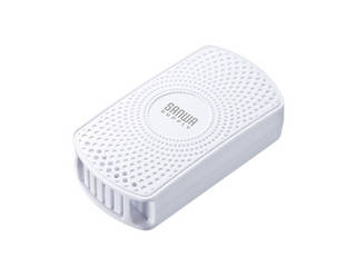 サンワサプライ 温度・湿度センサー内蔵ビーコン(3個セット) MM-BLEBC2