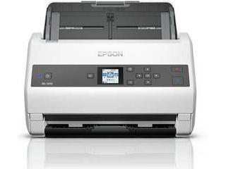 EPSON/エプソン A4シートフィードスキャナー/600dpi/A4片面85枚/分/1.44型LCDパネル搭載/両面同時読取 DS-970