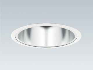 ENDO/遠藤照明 ERD4424S ベースダウンライト 鏡面マット 【超広角】【温白色】【非調光】【7500TYPE】