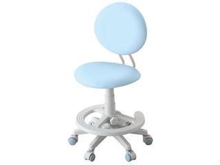 KOIZUMI/コイズミ 【Lovely Chair/回転ラブリーチェア】CDY-574 LB ライトブルー