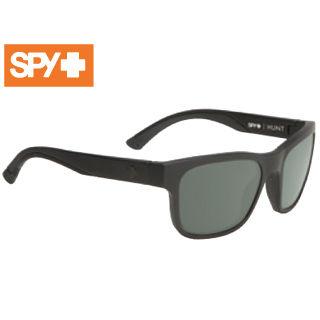 SPY/スパイ 673469374864 HUNT [フレーム:MATTE BLACK] (レンズ:Happy Gray Green Polar)